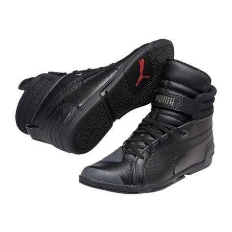 puma xelerate mid  shoes    revzilla