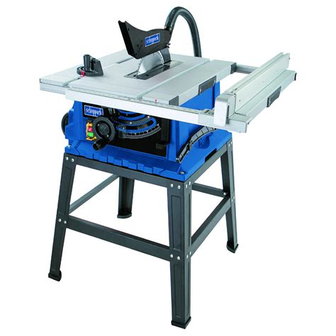 scheppach hs105 255mm professional table saw 240v hs 105