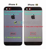 Image result for difference in iphone 5 and 5s