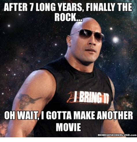 Funny Rock Memes - the rock wwe memes www pixshark com images galleries