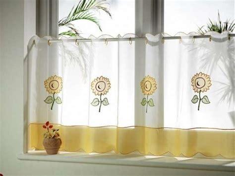 imagenes de cortinas de cocina cortinas de cocina f 225 ciles paso a paso hazlas t 250 misma