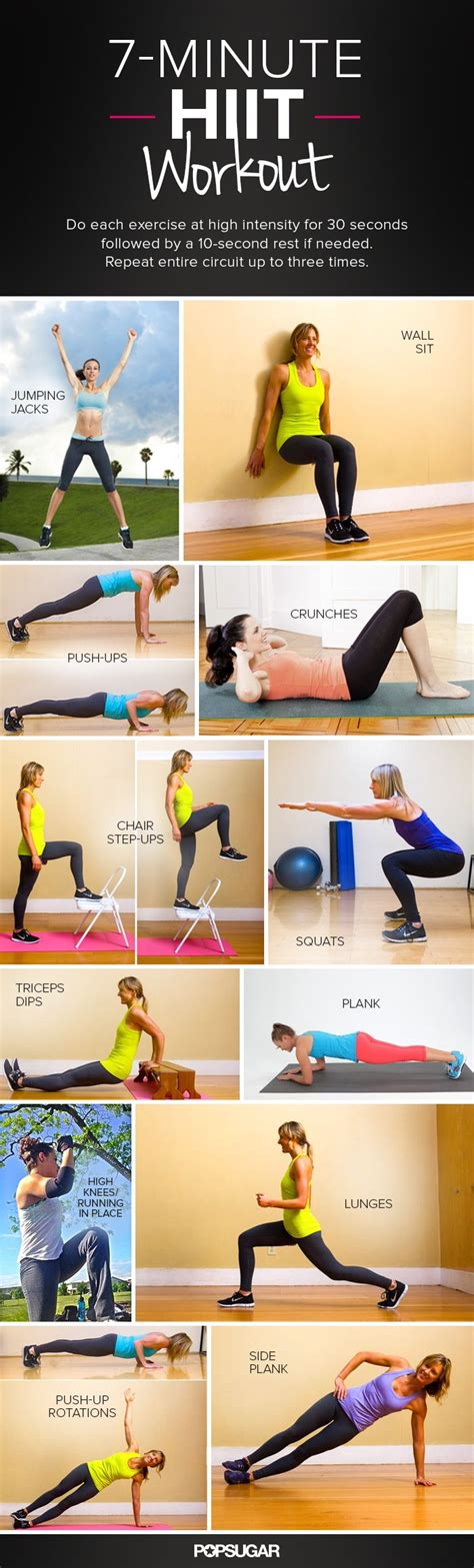 minute hiit workout pictures   images