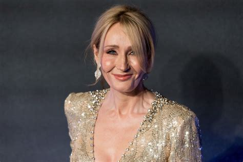 Harry Potter 12 3 J K Rowling j k rowling at abc news archive at abcnews