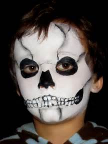 best halloween white face paint 24 best ideas to paint kids faces on halloween day