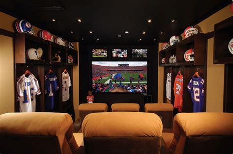 sports fan room cave madness steve hidder real estate