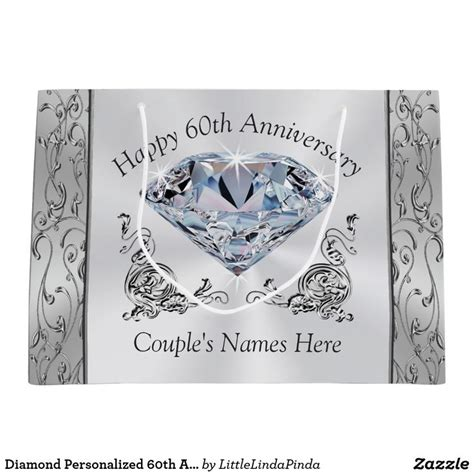 Wedding Anniversary Gift Bags by 25 Best Ideas About 60th Anniversary Gifts On