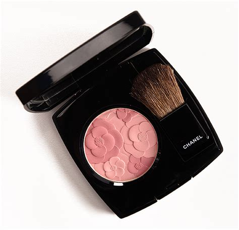 001 Chanel Be chanel jardin de chanel blush camelia review photos swatches