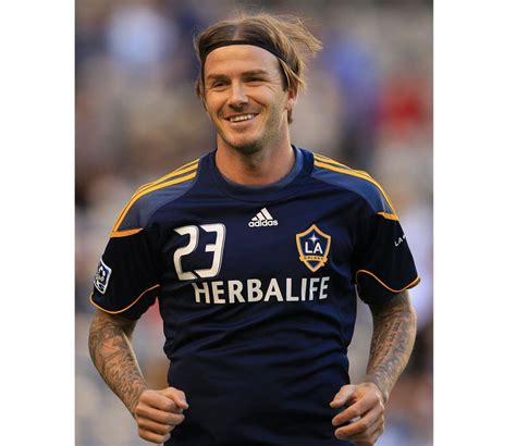 Beckham Should Be A Nutritionist by 10 Diet Staples S Fitness
