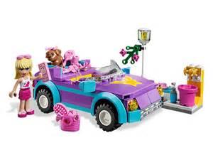Stephanie s cool convertible lego shop