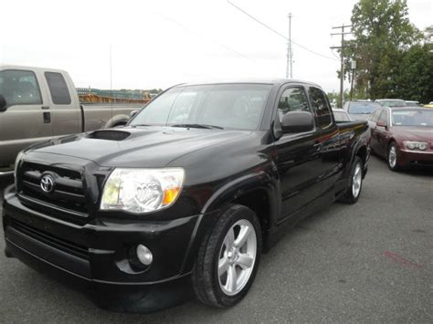 Toyota Tacoma 92 2006 Toyota Tacoma X Runner V6 Accesible Cab Details