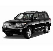 2013 Toyota Land Cruiser Pictures/Photos Gallery