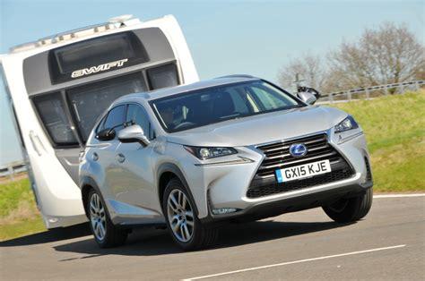lexus nx300h tow car awards