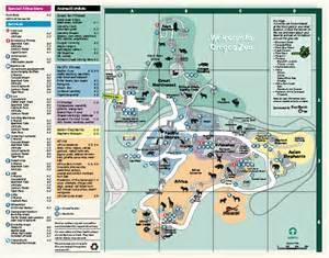 portland oregon zoo map images