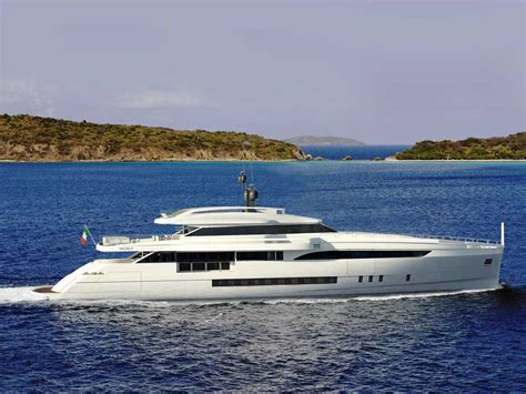 yacht design magazine italy wider 150 yacht by wider paddock magazine