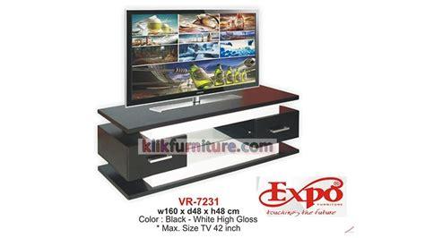 Meja Tv Expo Vr 7279 Tecido vr 7231 buffet rak tv expo promo