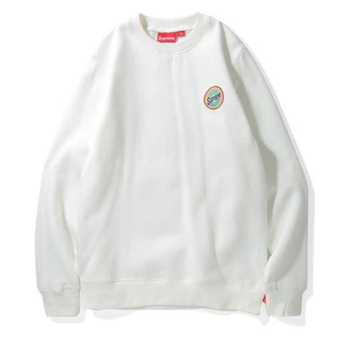 Supreme Jumbo Sweater supreme color circle sweater white supreme color circle