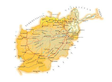Map/Afghanistan   18DAO Reference Wiki   En.18dao.net