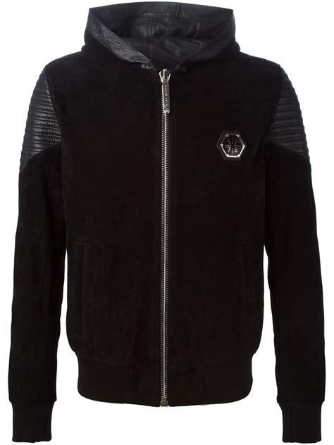 Jaket Longskull philipp plein skull jacket in black for lyst