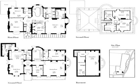 Period House Plans by Period House Floor Plans House Design Plans