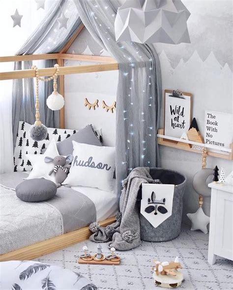 chambre enfant lit cabane tendance le lit cabane pour enfant