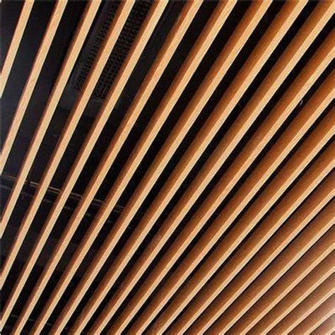 armstrong metal works baffles false ceiling at rs 1100