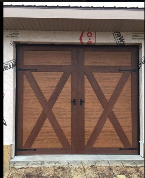 17 Best Images About Clopay Faux Wood Garage Doors On Garage Door Wood Look
