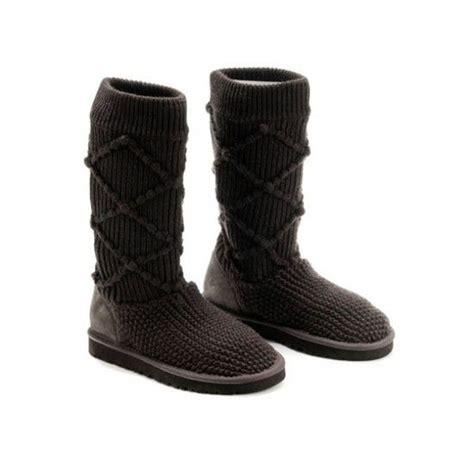 Ugg Classic Argyle Knit Boots 5879 Brown P Ugg Classic Argyle Knit Boots Womens Chocolate 5879 Http Www Uggbootssales Eu Ugg Classic