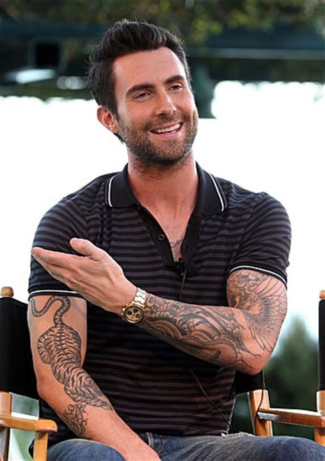 adam levine tiger tattoo 84 best images about tiger tattoos