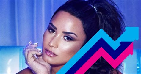 demi lovato sorry not sorry charts demi lovato is sorry not sorry to top the official