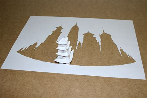 Paper Craft Artists - callesen
