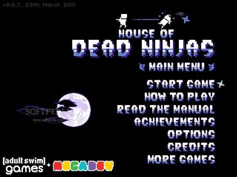 house of dead ninjas house of dead ninjas download