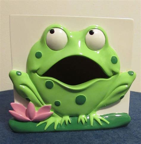 how did a frog get in my bathroom do your room bathroom frog theme tissue box cover