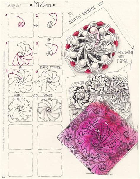 zentangle pattern groovy 824 best zentangle tangles images on pinterest zentangle