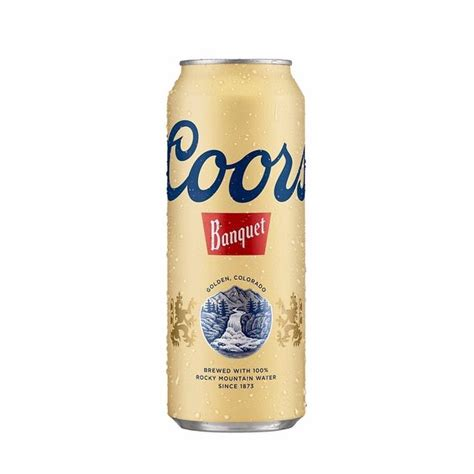 coors light 24 oz alcohol percentage coors coors banquet 24oz can