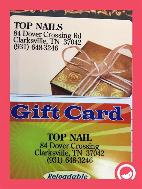 Happy Nails Gift Card - 10 off mother s day gift cards top nails