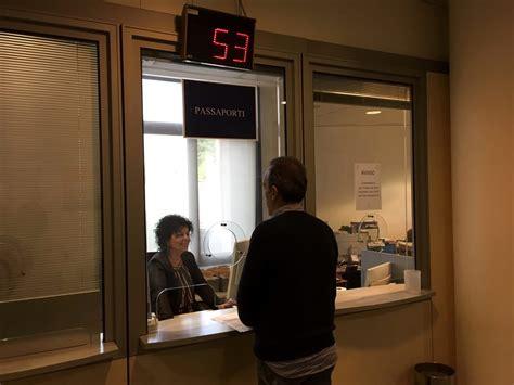ufficio passaporti treviso passaporto ecco come i trevigiani potranno prenotarlo on line