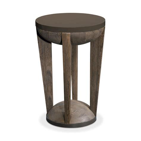 Drum Side Table Drum Side Table Matsuoka Furniture