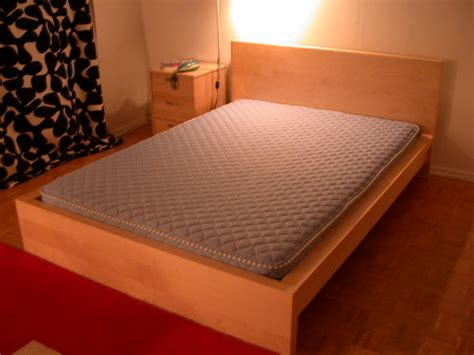 Sultan Bed Frame Ikea My Furniture Ikea Malm Bed Frame With Sultan Nattljus Mattress
