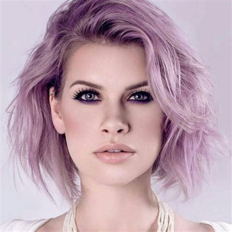 lilac hair color 51 beautiful lilac hair ideas that will rock your world