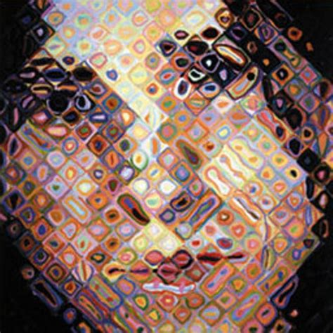 painting work 10 interesting chuck close facts my interesting facts