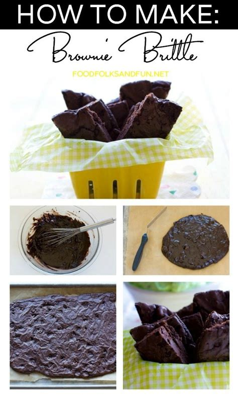 copycat brownie brittle recipe from a box mix food folks and fun