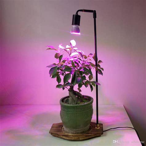 led plant grow lights desk lamp  home indoor plants