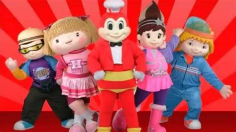 and friends jollibee and his friends