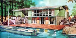 home planners inc modern vacation homes atomic a frames chalets eames era