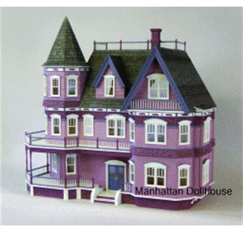 wooden doll houses kits manhattan dollhouse dollhouse kits dollhouse miniatures