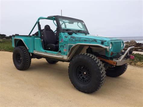 brute jeep conversion customer built jeep brute truck conversion 4 0