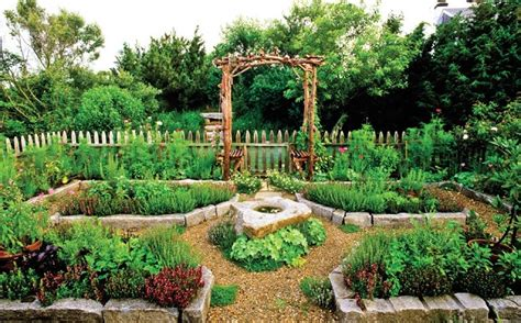 Kitchen Garden Arbor 20 Inspiring And Creative Gardening Ideas Home Design