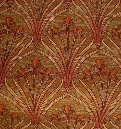 art nouveau upholstery fabric pin by chazz restoration fabrics trims on shopping for