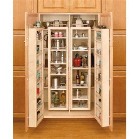 Rev A Shelf Pantry Pull Out by Rev A Shelf 4wp18 57 Kit Pull Out Pantry Organizers 4wp