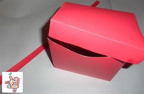 diy crafts paper gift bag easy step by step k4 craft